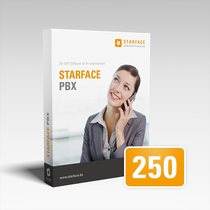 STARFACE PBX 250 Userlizenzen