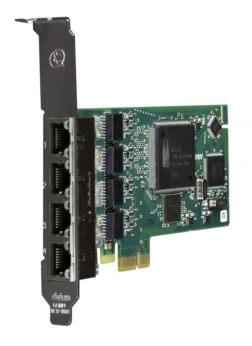 PCI 4S0 EC Karte (B434)