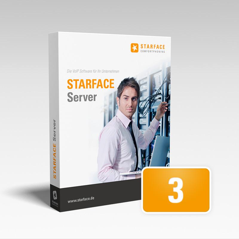 STARFACE Compact Serverlizenz