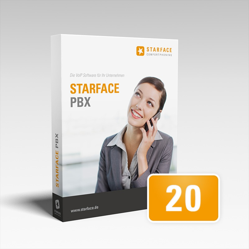 STARFACE PBX 20 Userlizenzen