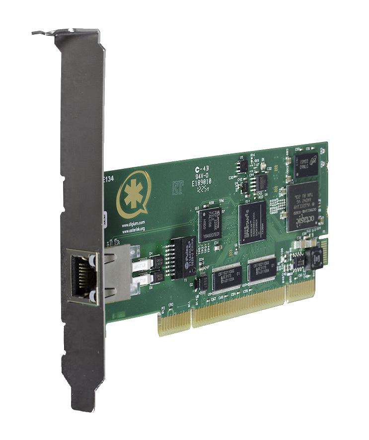 PCI 1E1 EC Karte (TE134)